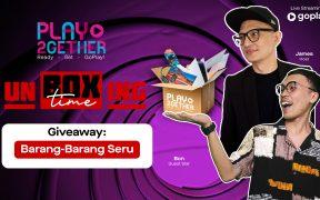 Yuk, Rayain Ulang Tahun GoPlay Bareng di Unboxing Time Special Anniversary!