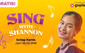 Cerita Seru Shanna Shannon di GoPlay, Content Creator Music Favorit Pilihan Sponsor